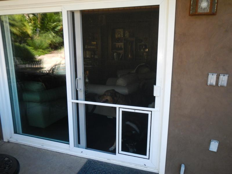 The Mobile Screen Shop Sliding Screen Doors